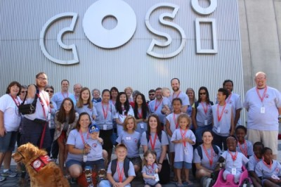 The I-CAN group at COSI